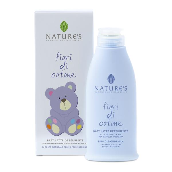 Fiori di Cotone- Baby Cleaning Milk no rinse 150ml