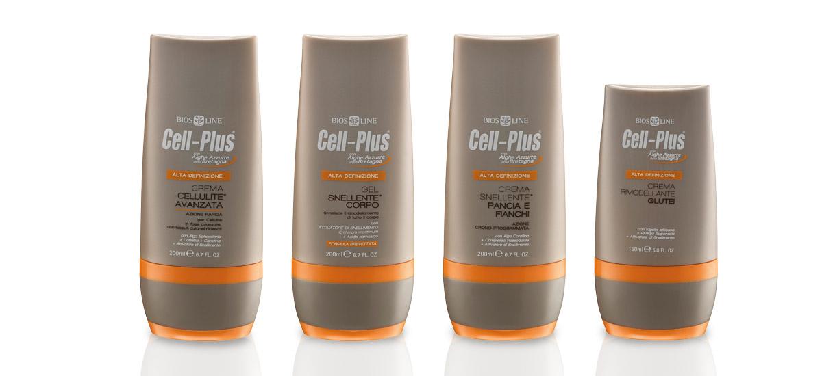 Cell-Plus® 高效塑身纖體系列
